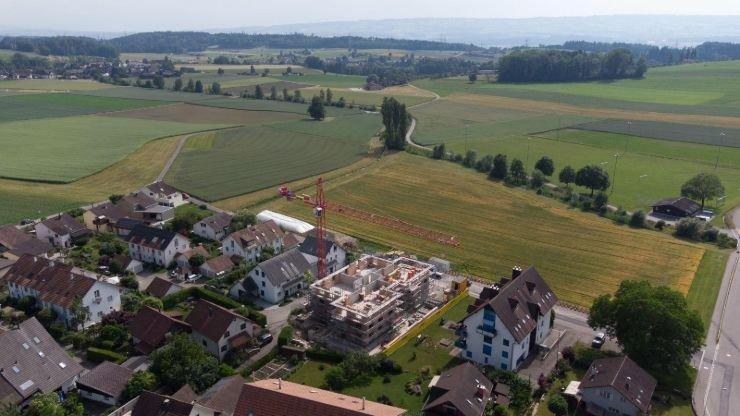 Neubau Schachenweg - Baustart erfolgt