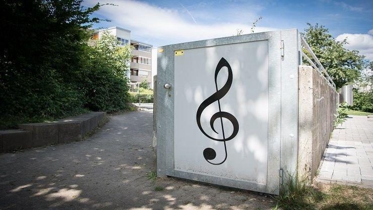 Musikraum Schauenberg