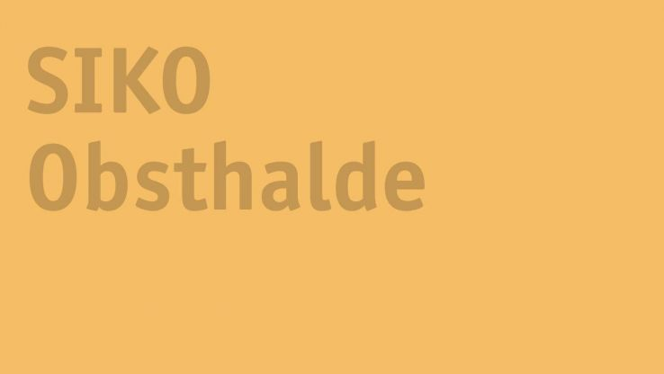 SIKO Obsthalden